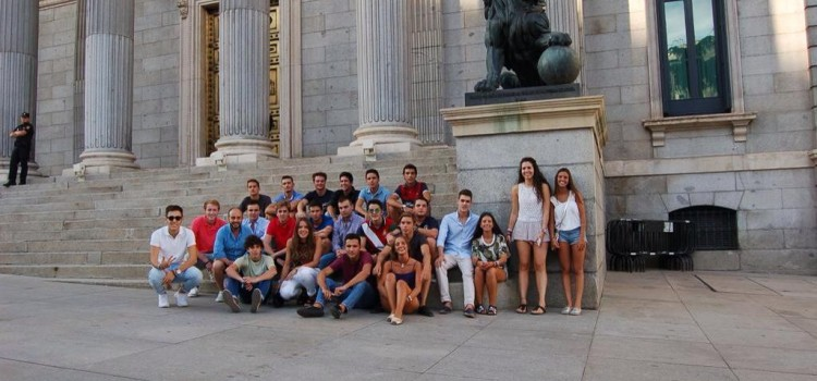 Visita cultural al Madrid de Carlos III y las Cortes