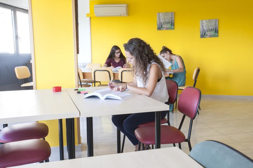 Sala de Estudio 4