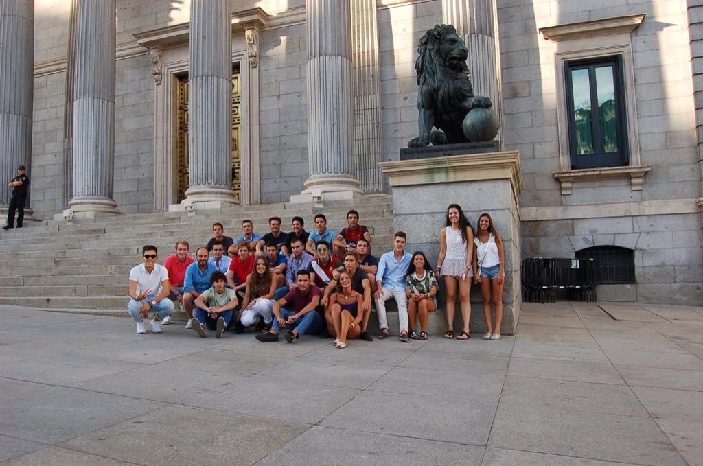 Visita a Madrid de Carlos III