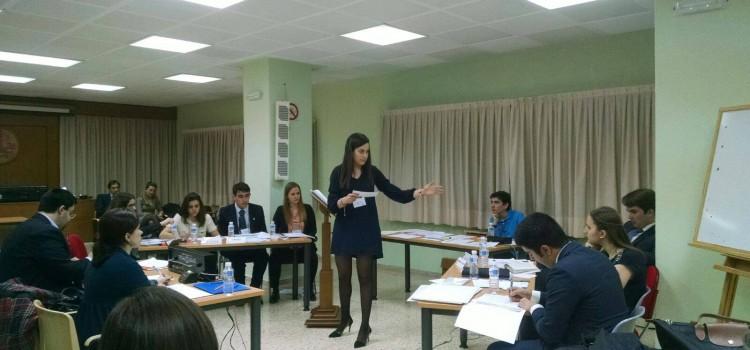I Torneo Nacional de Debate de Colegios Mayores