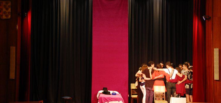 Teatro C.M.Berrospe-C.M.Mendel