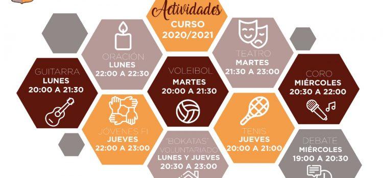 Actividades 2020/2021