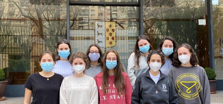 """8 M DÍA INTERNACIONAL DE LA MUJER Naike: """"Ser mujer, Hija de Jesús, acompañante de jóvenes… es mi identidad"""""""