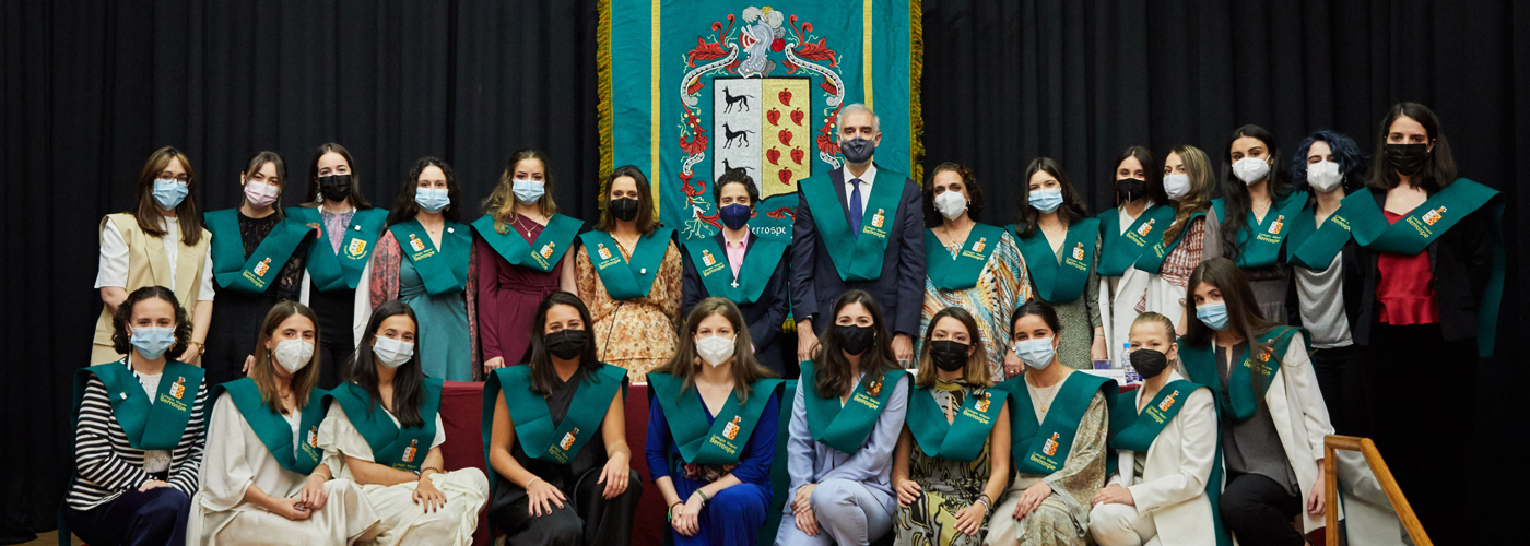 ACTO DE CLAUSURA DEL CURSO ACADÉMICO 2020-2021